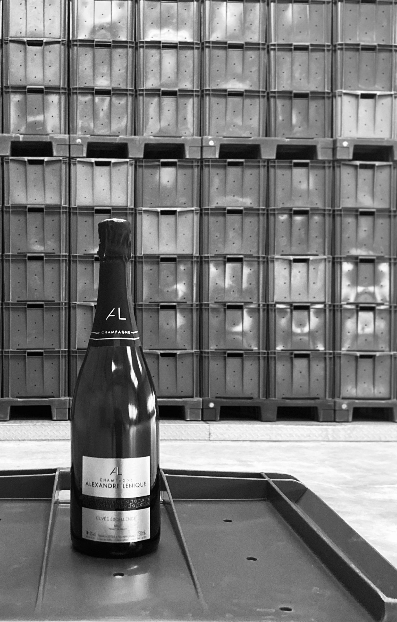 champagne haut de gamme de qualité champagne Alexandre LENIQUE