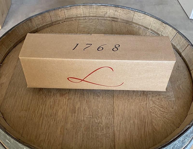 Champagne : coffret cadeau entreprise - Champagne Lenique