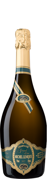 Champagne Lenique meilleur champagne grand cru blanc de blancs brut Mesnil sur Oger