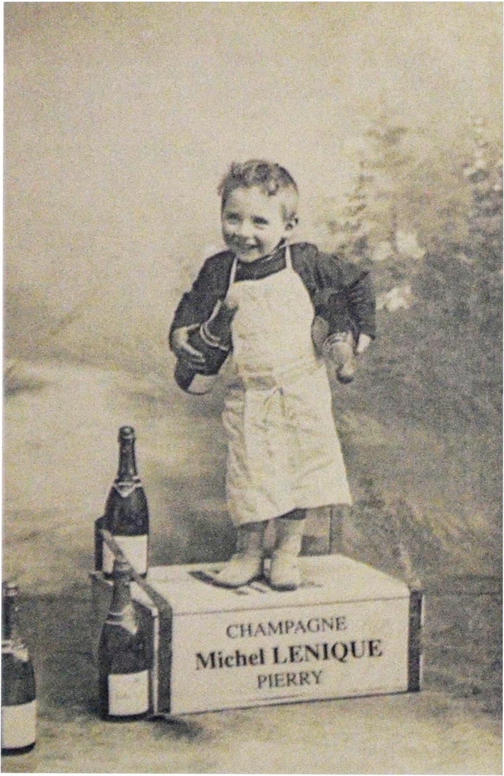champagne histoire