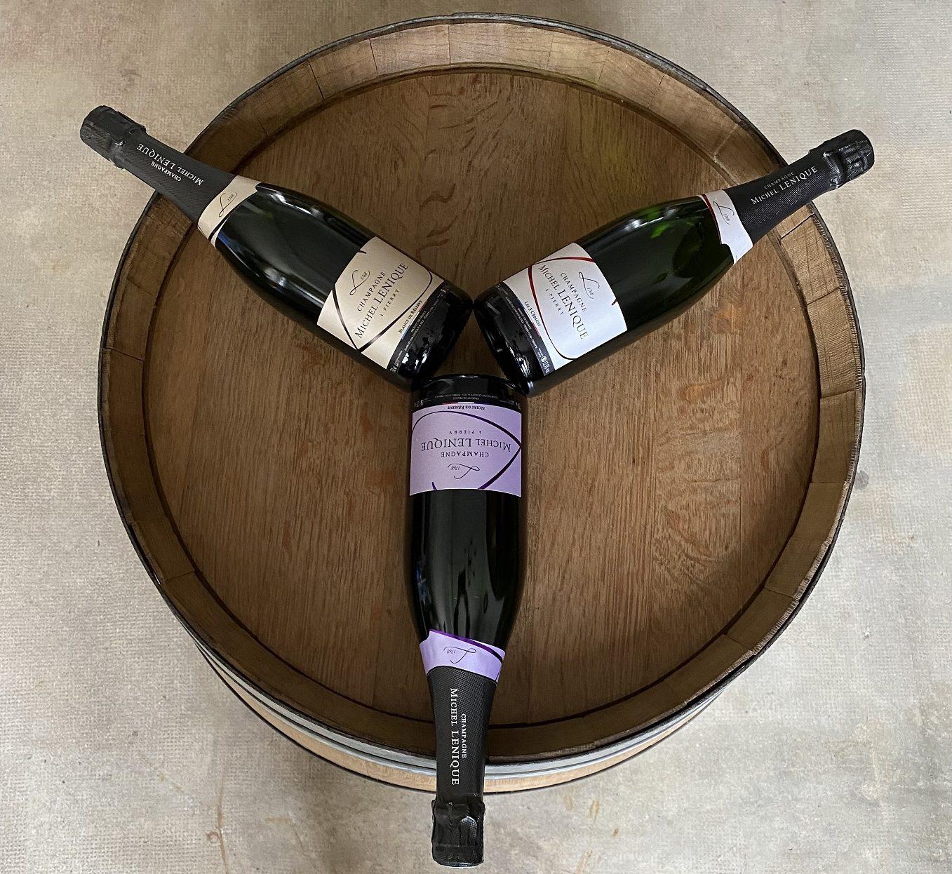 CHAMPAGNE IMPORT - Champagne Lenique