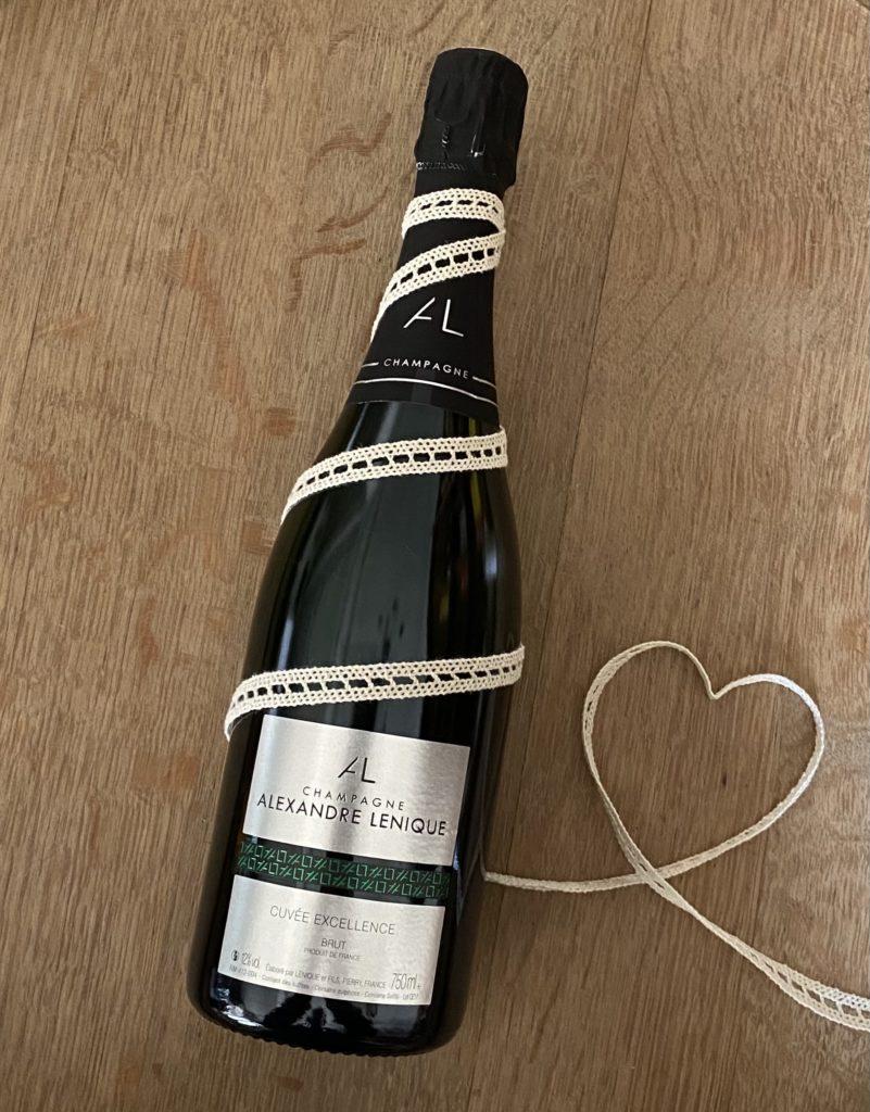 mariage champagne Lenique Alexandre